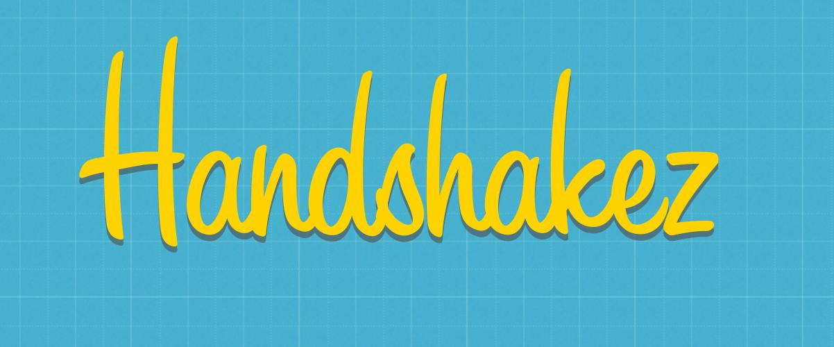 Handshakez Infographics