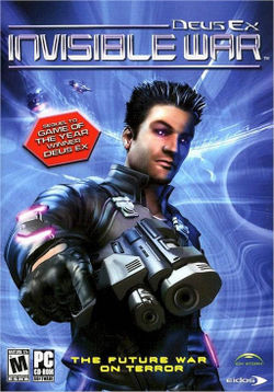 Ion Storm – Deus Ex 2: Invisible War