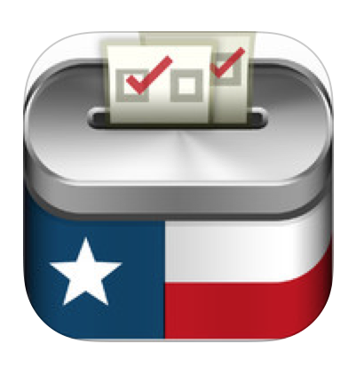 VoteTexas.gov Mobile App